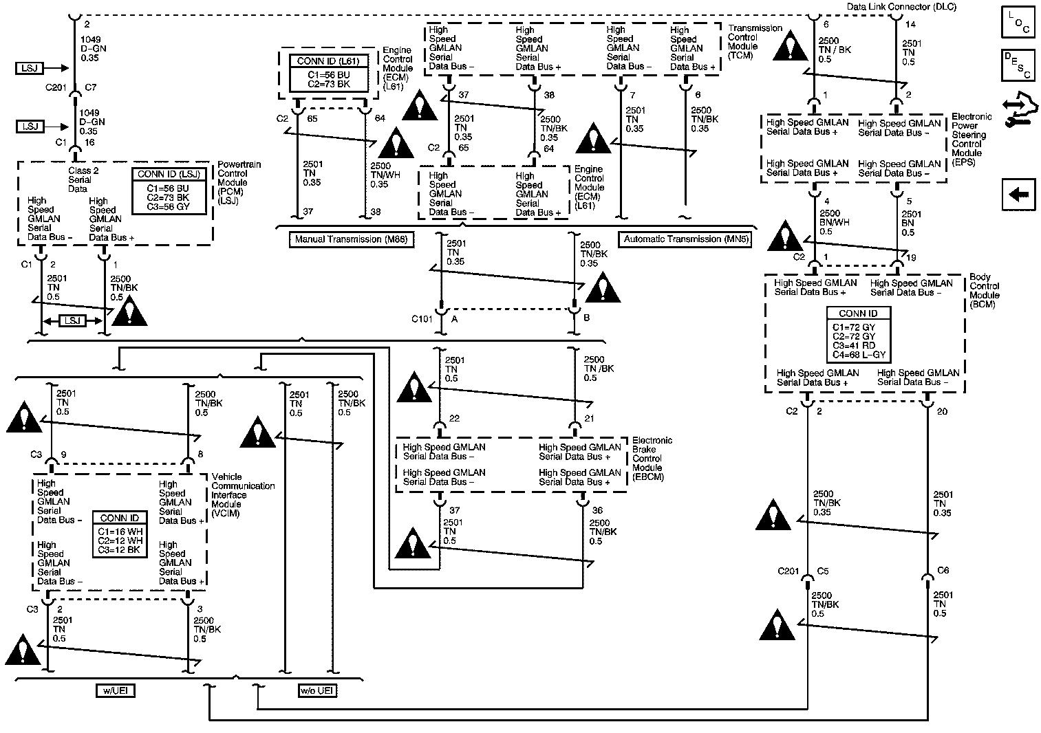 stereo wiring diagram for 2008 saturn aura xe 2008 pontiac