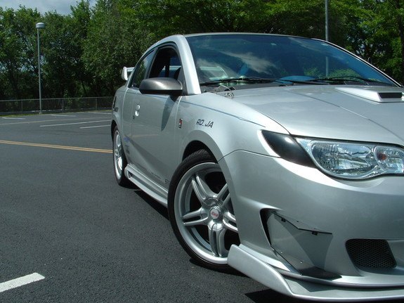 Ion Redline Wide Body Kit Who Wants One Page 2 Saturn Ion