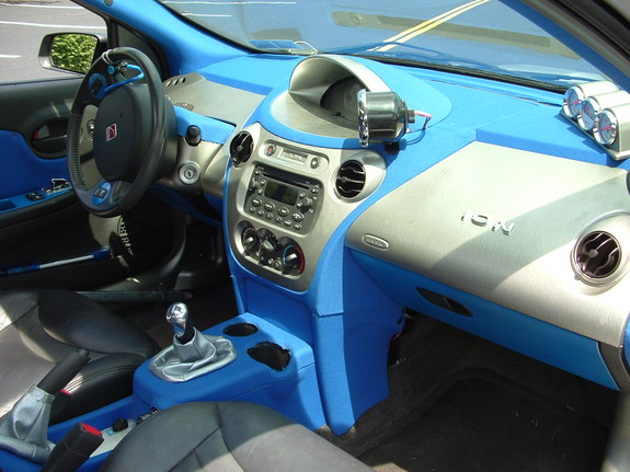 Interior Paint Saturn Ion Redline Forums
