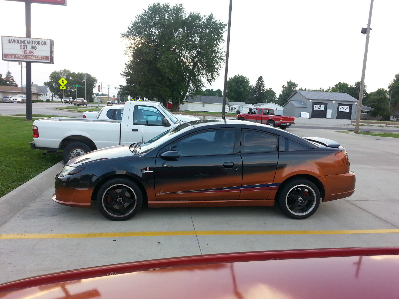 Selling my 04 ion redline custom paint 300 hp saturn ion jpg views click image for larger version name 57 vanachro Image collections