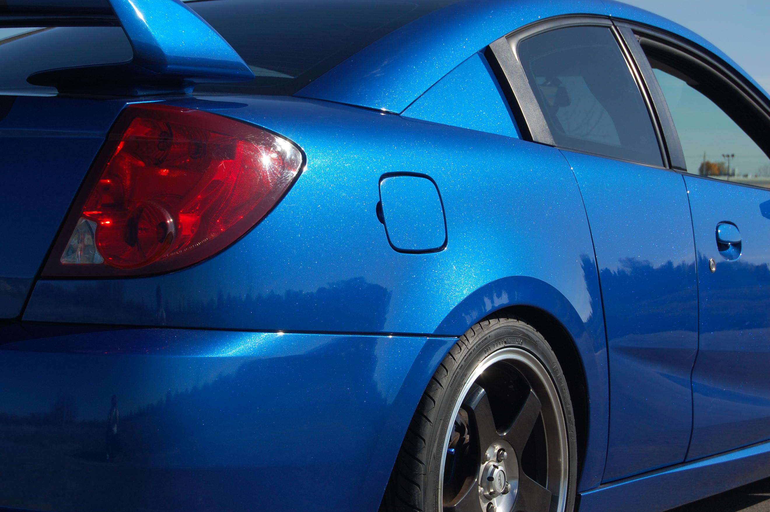 New Paint Flake Saturn Ion Redline Forums