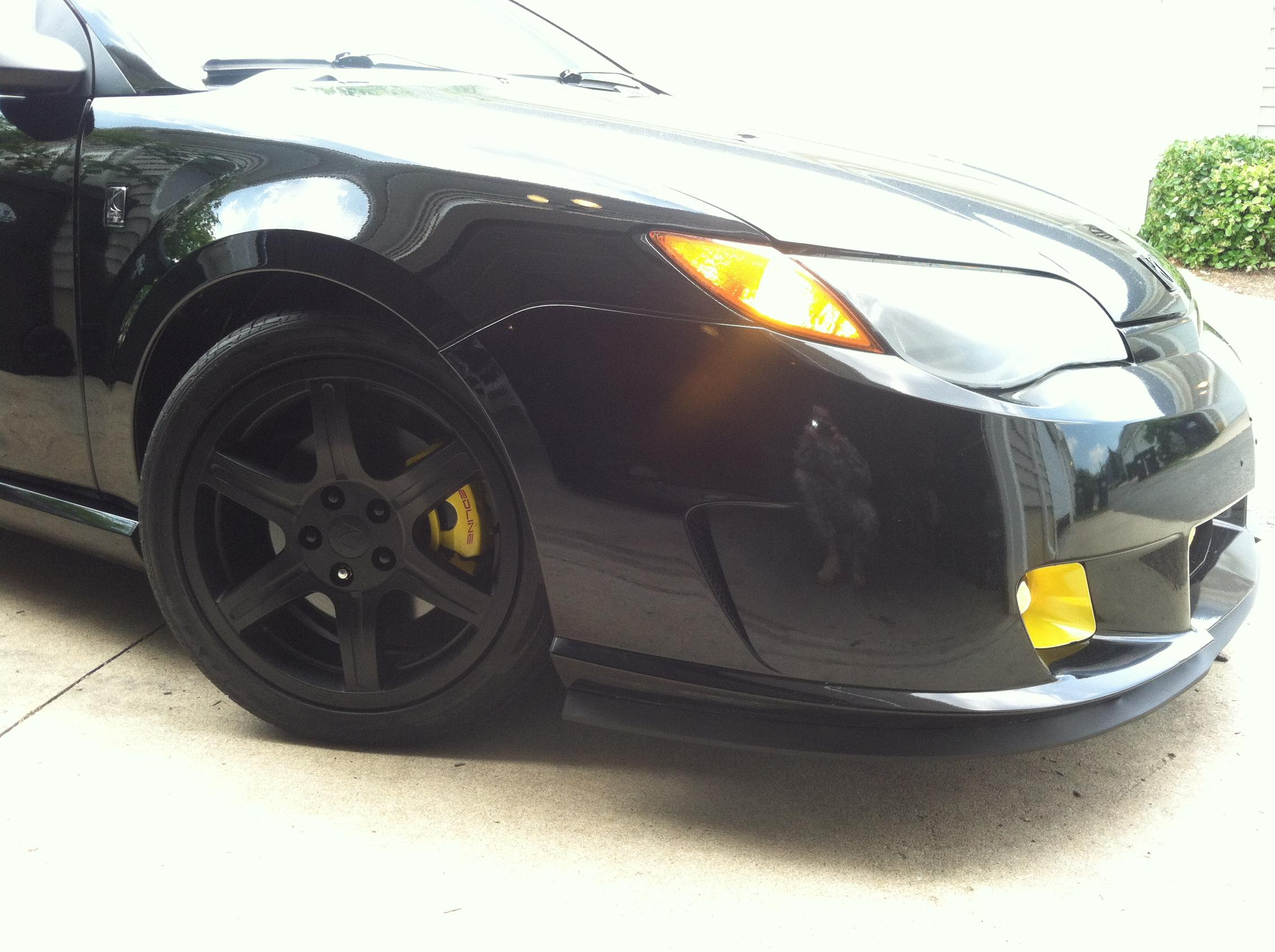 Painted Calipers Page 3 Saturn Ion Redline Forums