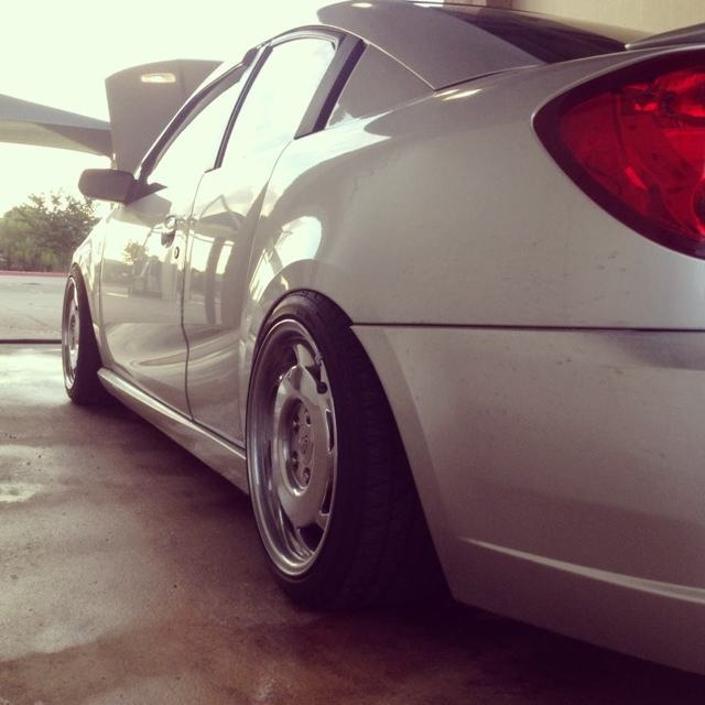 Rico Is Back But With An Ion Saturn Ion Redline Forums