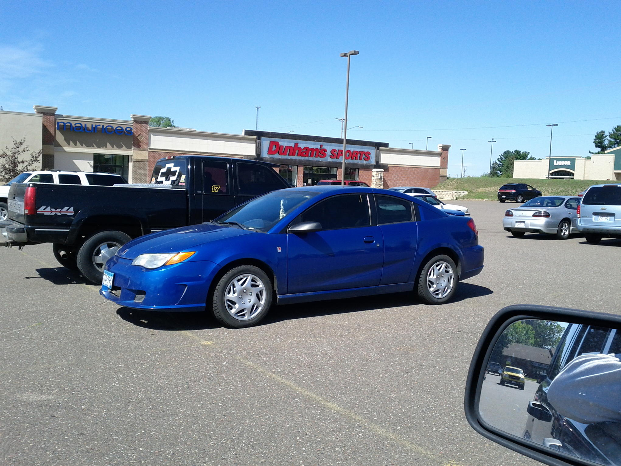 Newer to the forums - Saturn ION RedLine Forums
