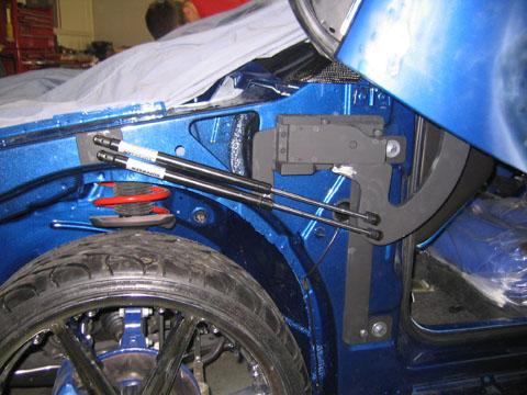 Custom Ion With Lambo Doors Saturn Ion Redline Forums