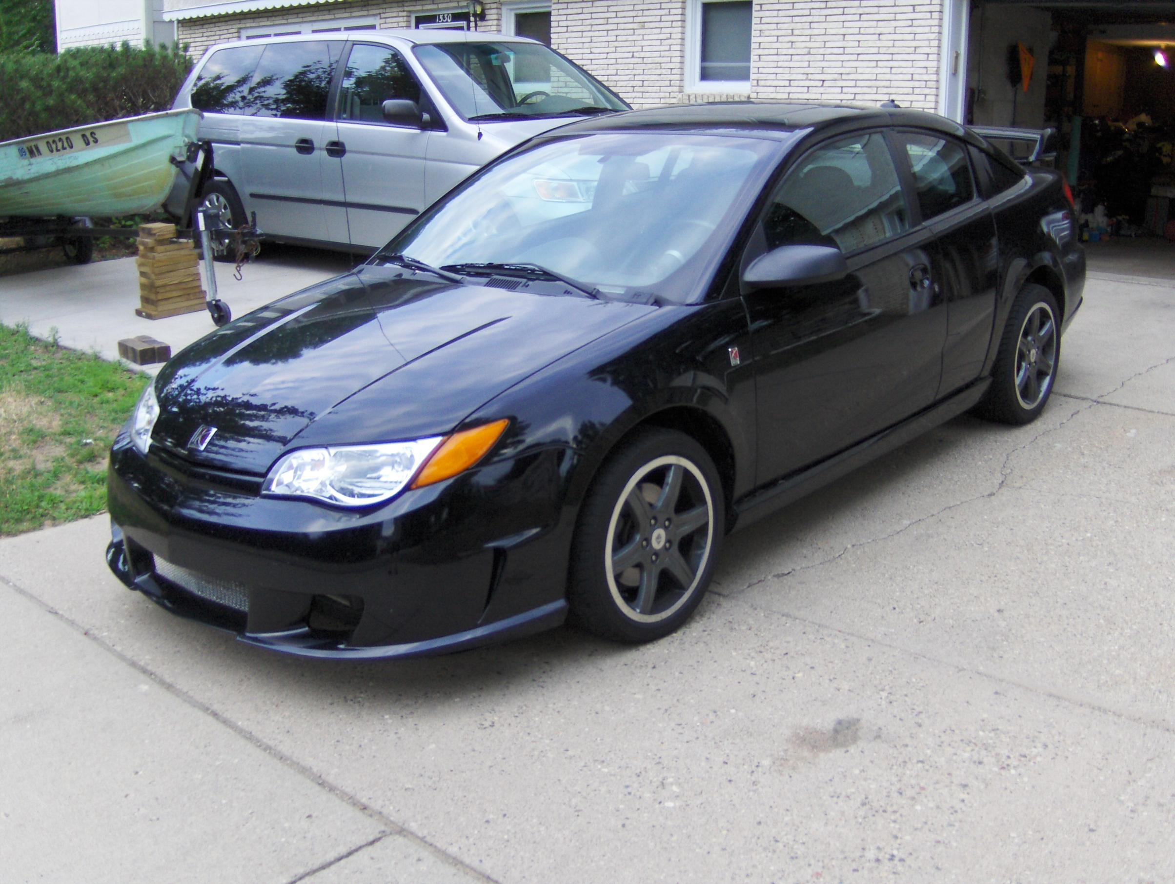 2005 Saturn Ion Redline With Comp Pack Saturn Ion