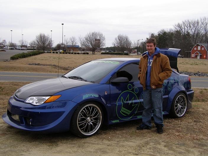 Ion Redline Wide Body Kit Who Wants One Page 5 Saturn Ion