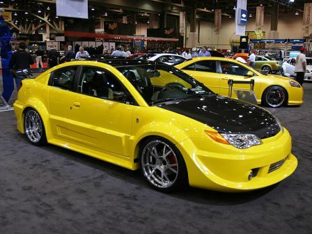 Ion Redline Wide Body Kit Who Wants One Page 4 Saturn Ion